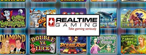 슬롯머신-리얼타임게이밍-RealtimeGaming