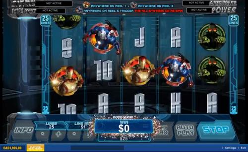 플레이텍-릴게임-Iron Man 3