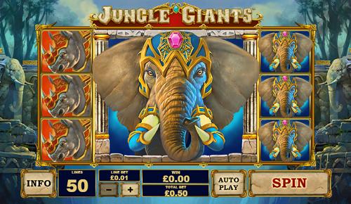 플레이텍-릴게임-Jungle Giants