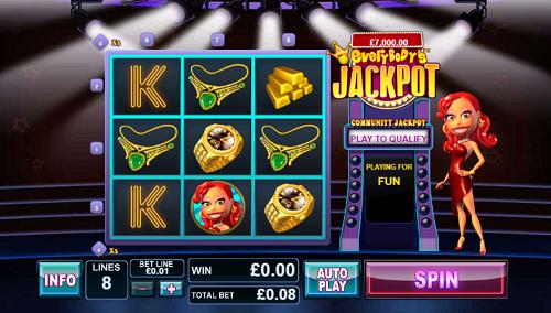 플레이텍-릴게임-Everybody 's Jackpot