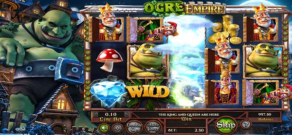 BetSoft-Ogre Empire-릴게임