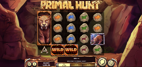 BETSOFT-릴게임-Primal Hunt