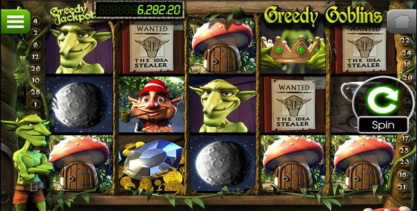 Betsoft-릴게임-Greedy Goblins