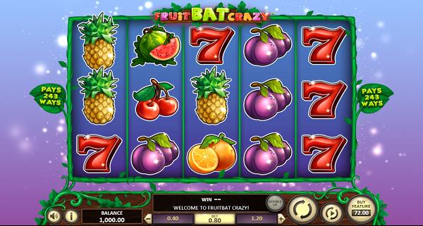 BetSoft-릴게임-Fruit Bat Crazy