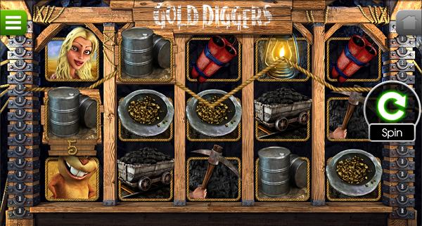 BetSoft-릴게임-Gold Diggers