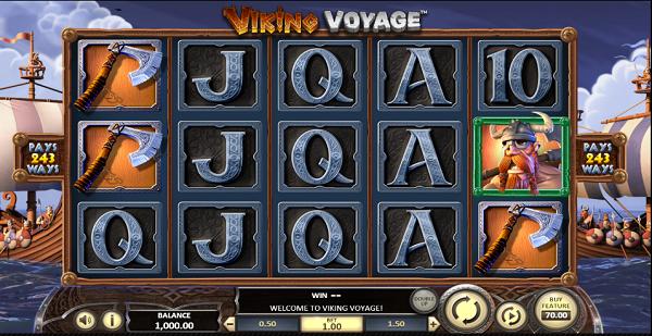 BetSoft-릴게임-Viking Voyage