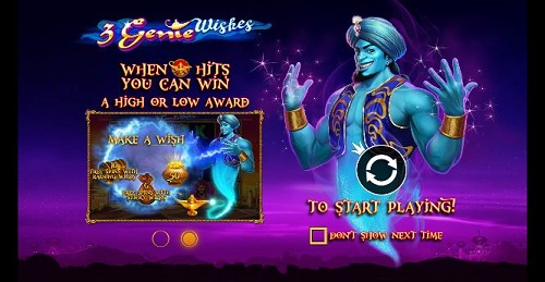 프라그매틱플레이-릴게임-3 Genie Wishes